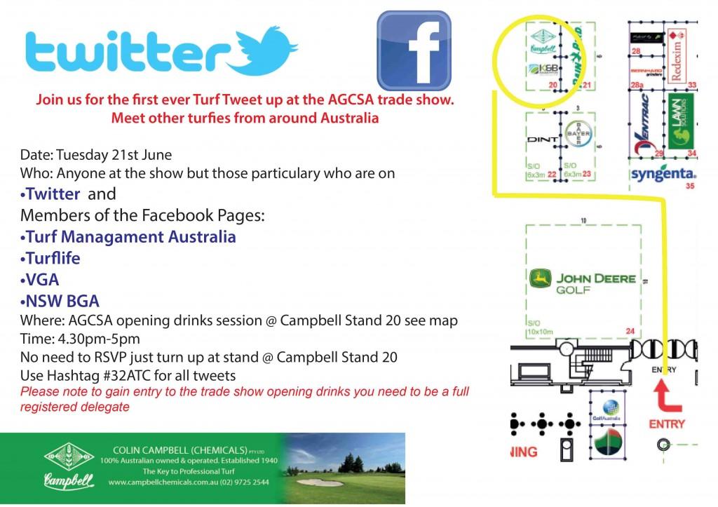 Tweetup details